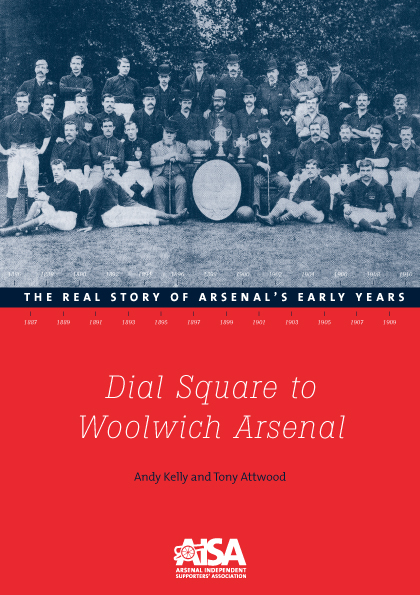 Dial Square to Woolwich Arsenal